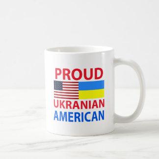 Proud Ukranian American Mug