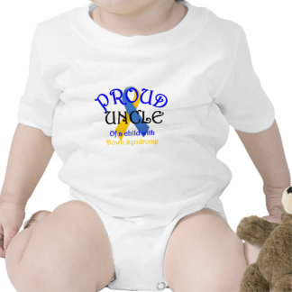 Proud Uncle of Down Syndrome Tees