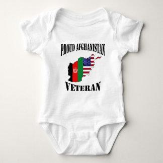 Proud US Afganistán veterana Mameluco De Bebé