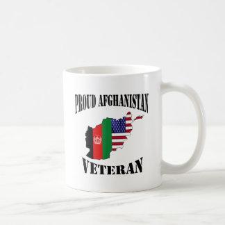 Proud US Afganistán veterana Taza