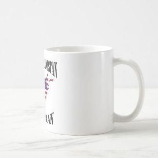 Proud US Afghanistan veteran Coffee Mug