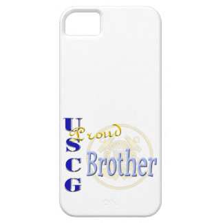 Proud USCG Brother IPhone 5 Case
