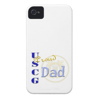 Proud USCG Dad Blackberry Bold Case