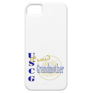 Proud USCG Grandmother IPhone 5 Case