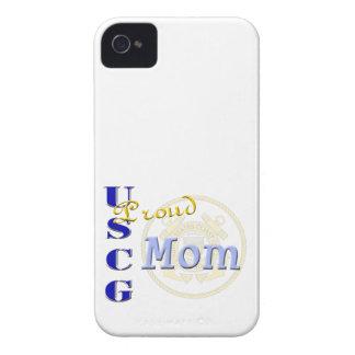 Proud USCG Mom Blackberry Bold Case
