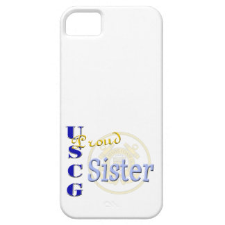Proud USCG Sister IPhone 5 Case