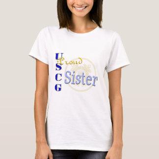Proud USCG Sister T-Shirt