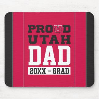 Proud Utah Dad - Grad Year Mouse Pad