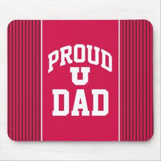 Proud Utah Dad Mouse Pad