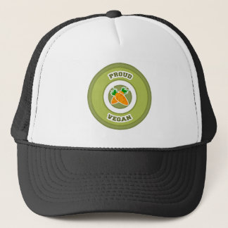 Proud Vegan Trucker Hat