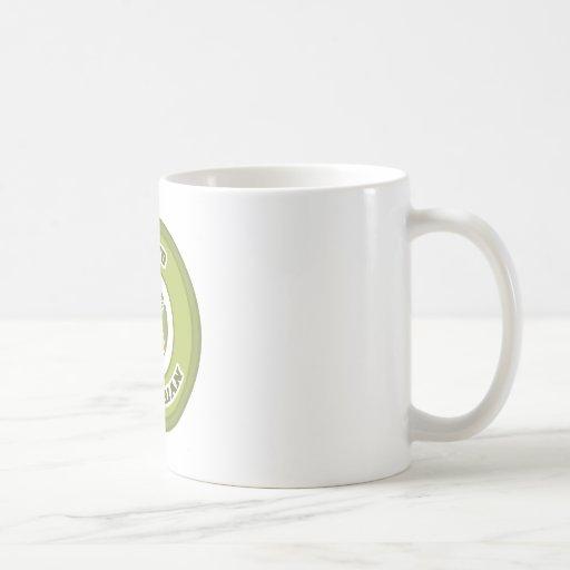 Proud Vegetarian Coffee Mug