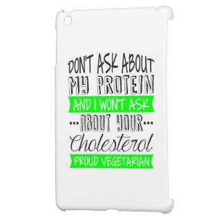proud vegetarian. iPad mini covers