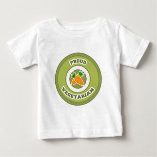 Proud Vegetarian Tee Shirt