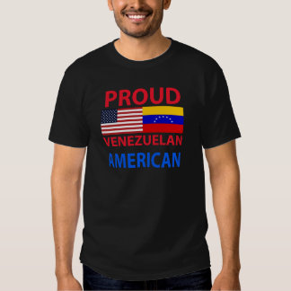Proud Venezuelan American T-Shirt