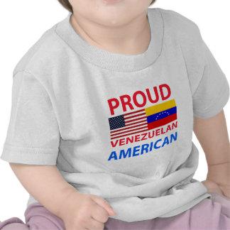 Proud Venezuelan American T Shirt