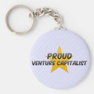 Proud Venture Capitalist Key Chain
