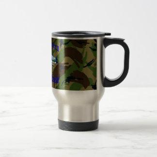 Proud veteran…. Falklands Travel Mug
