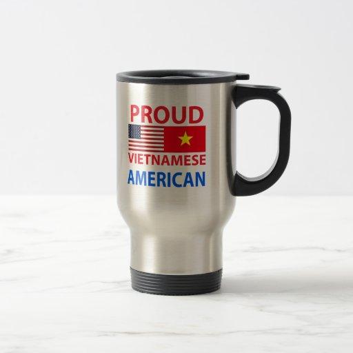 Proud Vietnamese American Mugs
