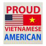 Proud Vietnamese American Posters