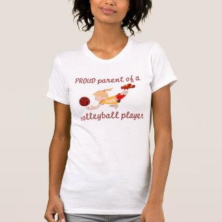 Proud Volleyball Parent T-Shirt