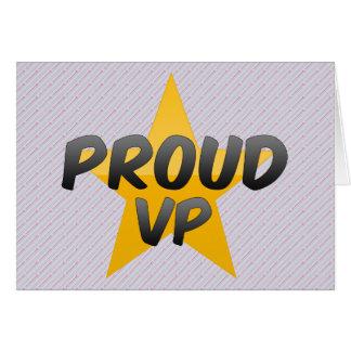 Proud Vp Card