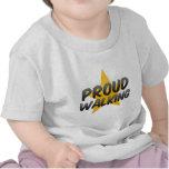 Proud Walking T-shirt