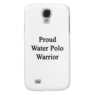Proud Water Polo Warrior Samsung Galaxy S4 Cover