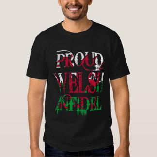 Proud Welsh Infidel T Shirts