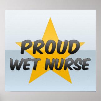 Proud Wet Nurse Posters