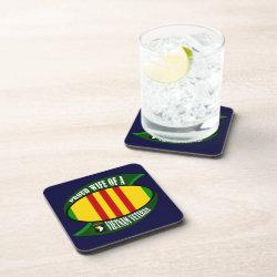 Proud Wife Beverage Coaster