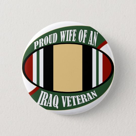 Proud Wife Button