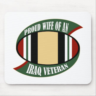 Proud Wife Mouse Pad