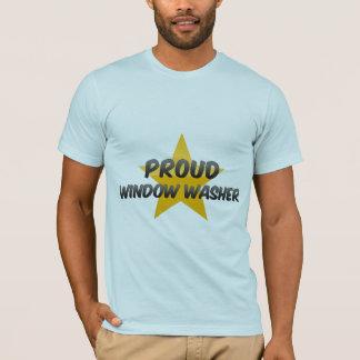 Proud Window Washer T-Shirt