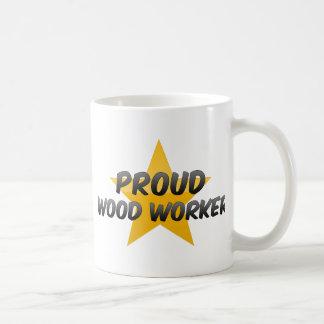 Proud Wood Worker Coffee Mug