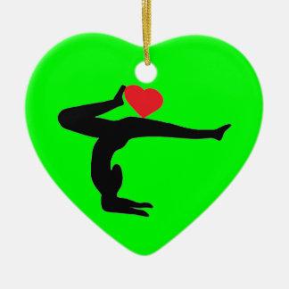 Proud Yoga Addict - Yoga Ornament