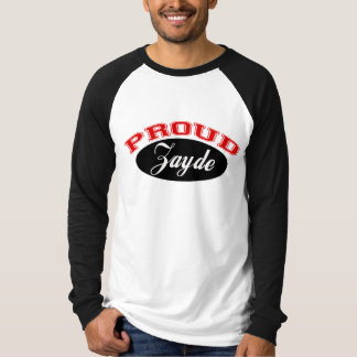 Proud Zayde T-Shirt