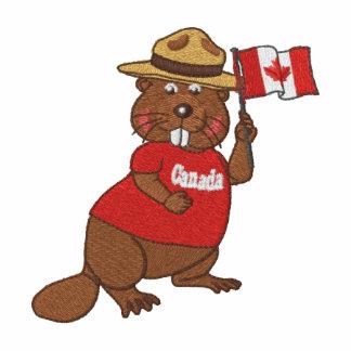Proudly Canadian Beaver Jacket