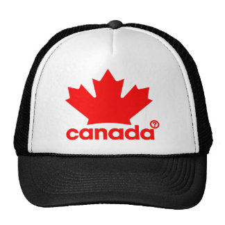 Proudly Canadian Trucker Hat