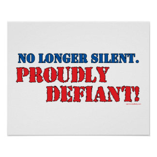 Proudly Defiant 2 Poster