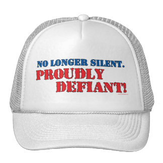 Proudly Defiant 2 Trucker Hat