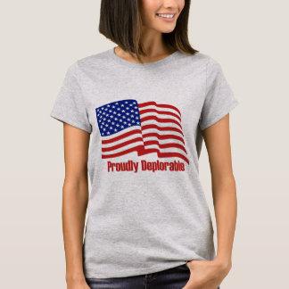 Proudly Deplorable T-Shirt
