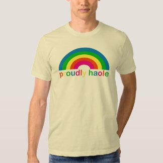 Proudly Haole T Shirts