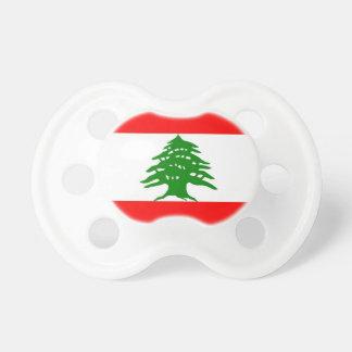 Proudly Lebanese - Proud To Be Lebanese - Lebanon Pacifier