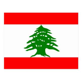 Proudly Lebanese - Proud To Be Lebanese - Lebanon Postcard