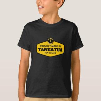 Proudly Made In Taneatua New Zealand T-Shirt