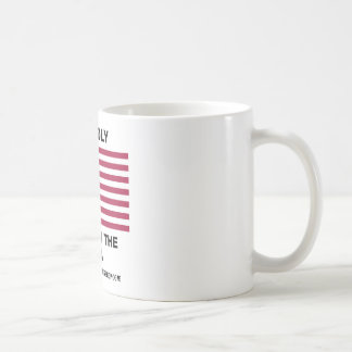 Proudly Made In The USA Coffee Mug
