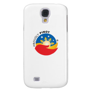 Proudly Pinoy Official iPhone3 Case Galaxy S4 Cases