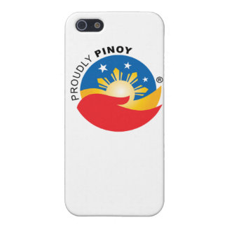 Proudly Pinoy Official iPhone4 Case iPhone 5 Cover