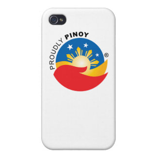 Proudly Pinoy Official iPhone4 Case iPhone 4 Cover