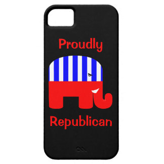 Proudly Republican iPhone SE/5/5s Case